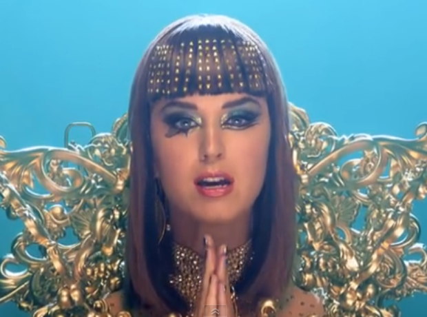 7  Katy Perry Feat  Juicy J - 'Dark Horse' - The 10 Most