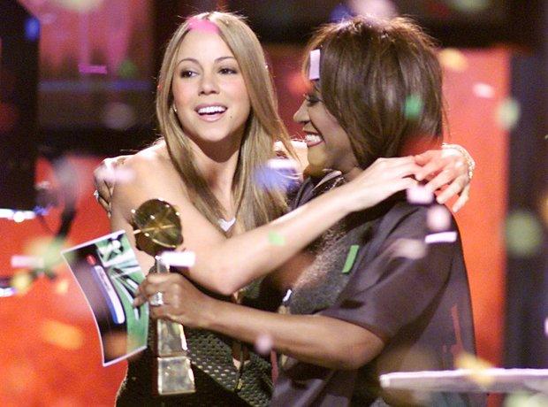 Mariah Carey Petti LaBelle