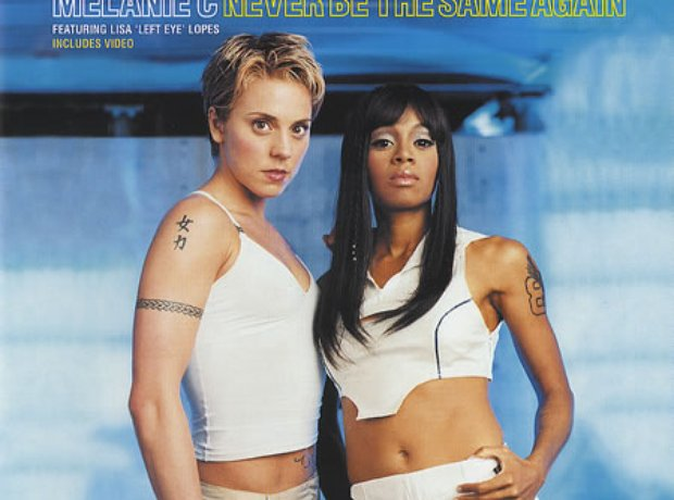 Mel C Left Eye Things Will Never Be The Same Again