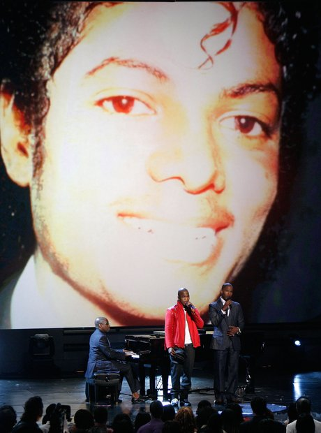 Ne-Yo Michael Jackson