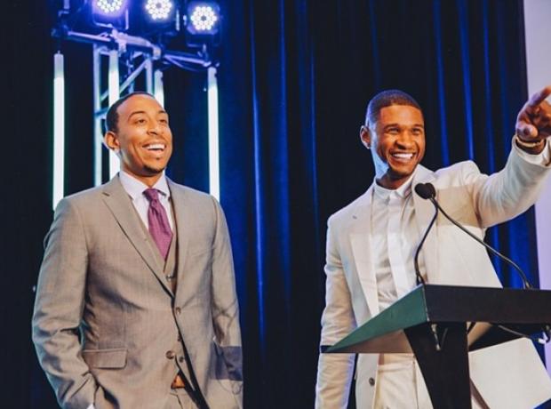 Usher Ludacris