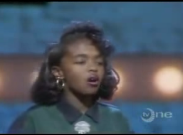 Young Lauryn Hill