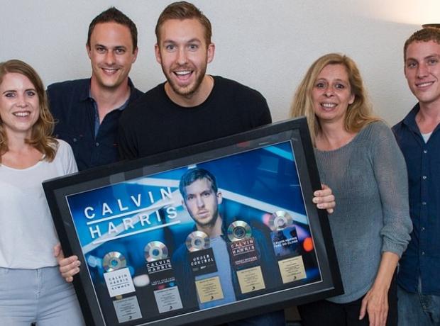 Calvin Harris Platinum