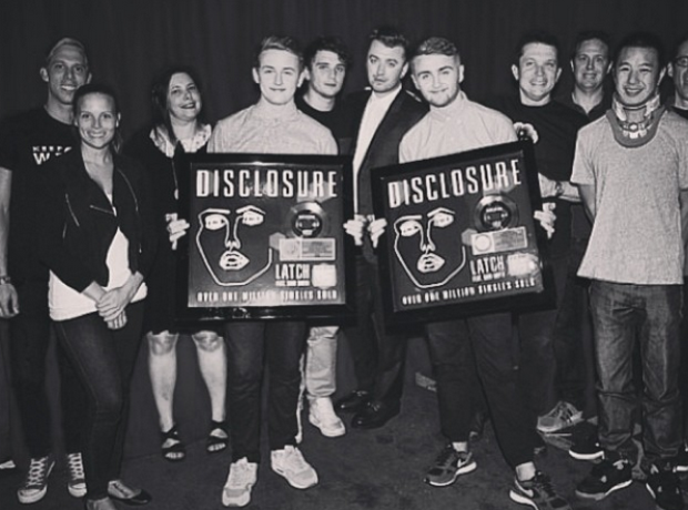 Pics you missedDisclosure Latch Platinum US