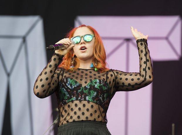 Katy B V Festival 2014