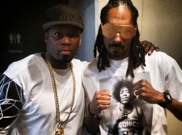 50 Cent Snoop Dogg Instagram