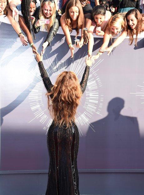 Beyonce MTV VMAs 2014