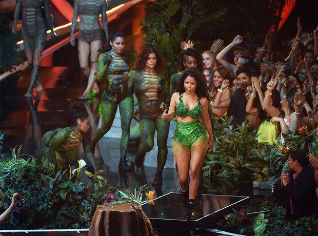 Nicki Minaj MTV VMA 2014