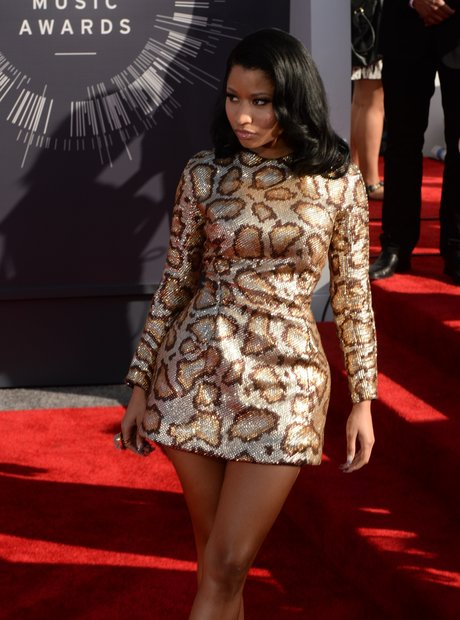 Nicki Minaj MTV VMAs 2014