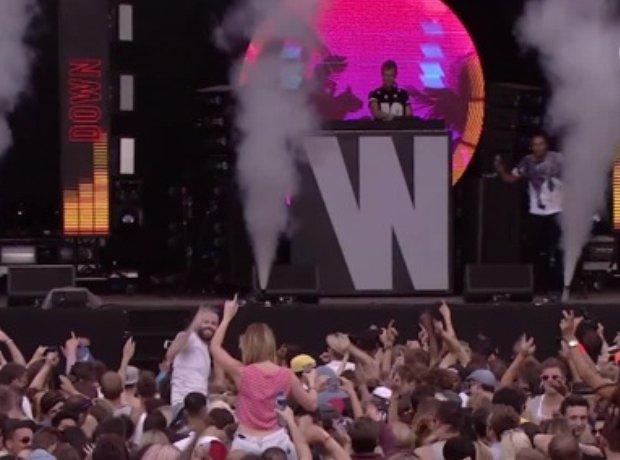 Wilkinson DJ Set At South West Four Festival