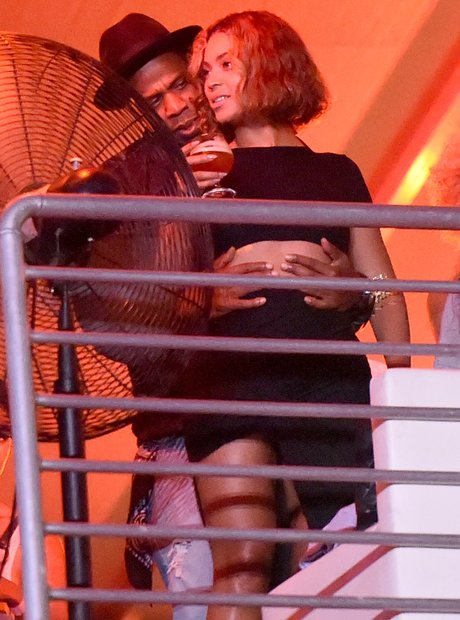 Beyonce and Jay Z Made In America Festival 2014 1