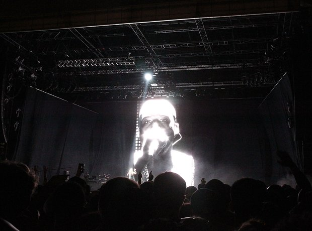 Kanye West Made In America Festival 2014 5
