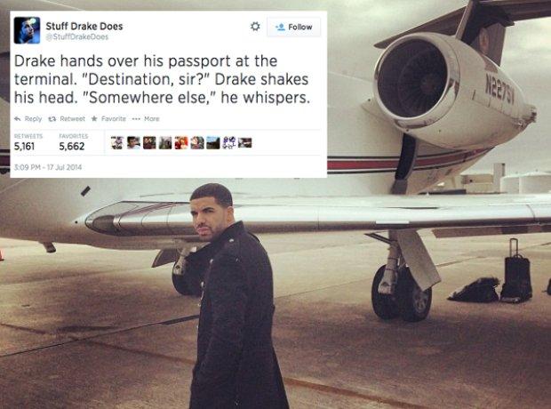 Stuff Drake Does