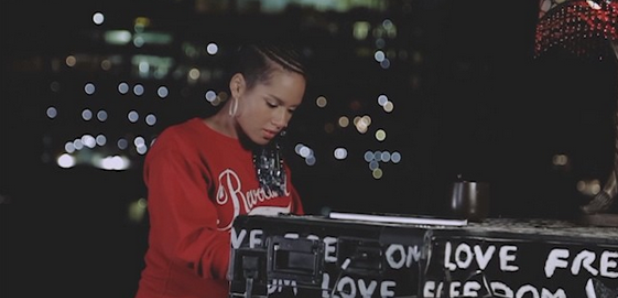 free download alicia keys we are here video