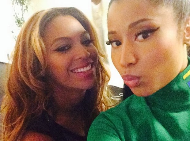 Beyonce And Nicki MInaj