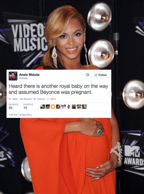 Beyonce Royal baby