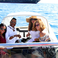 Image 7: Beyonce and Jay Z holiday September 2014