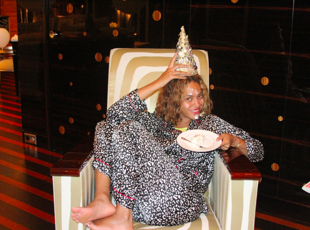 Beyonce holiday birthday instagram