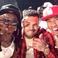 Image 8: Lil Wayne Chris Brown Tyga