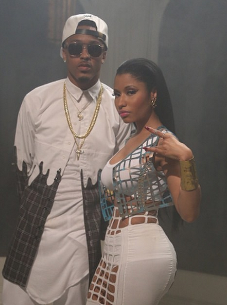 Nicki Minaj August Alsina No Love Remix
