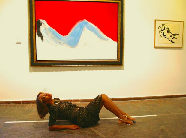 Beyoncé art gallery