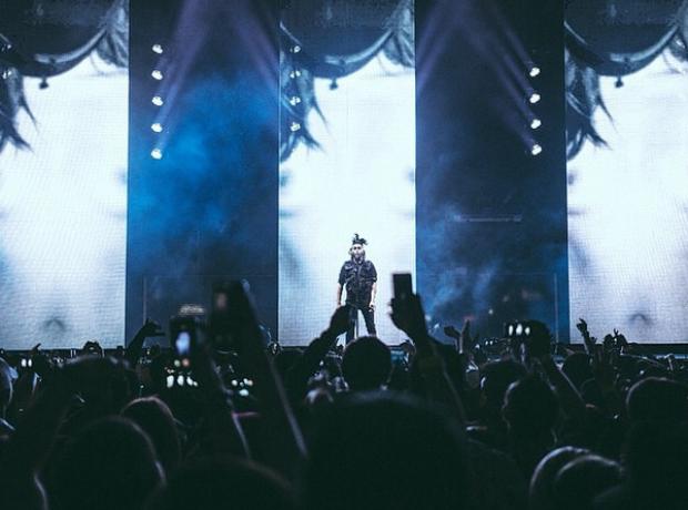 The Weeknd Instagram