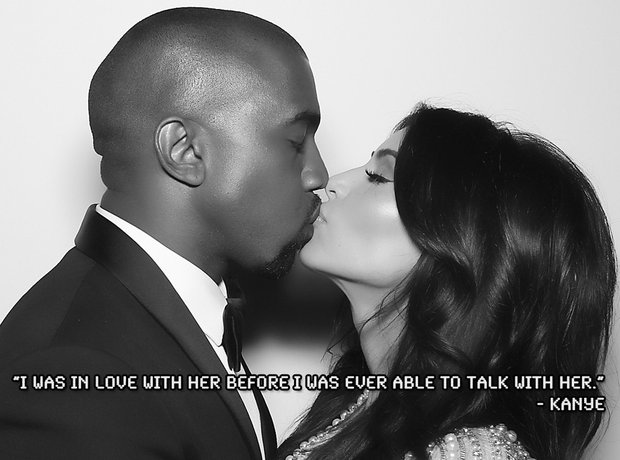 19 Times Kanye West Described Kim Kardashian In The Most Kanye Way Ever Capital Xtra