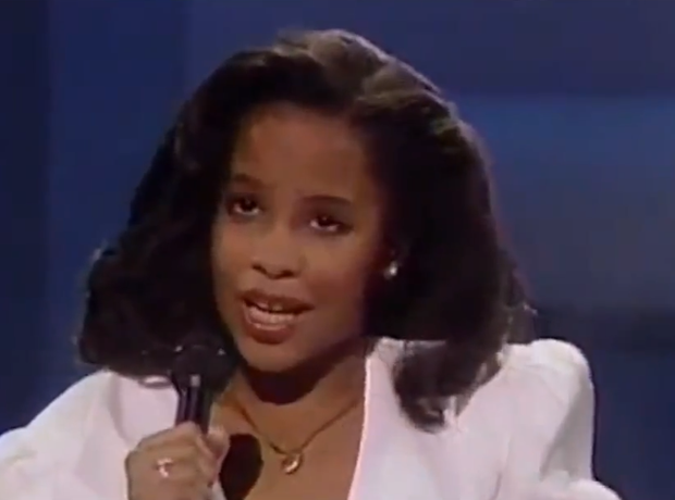Aaliyah Star Search