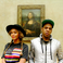 Image 1: Beyonce Jay Z The Louvre Paris
