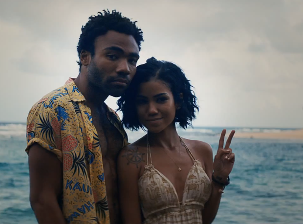 Childish Gambino Jhene Aiko Telegraph Ave