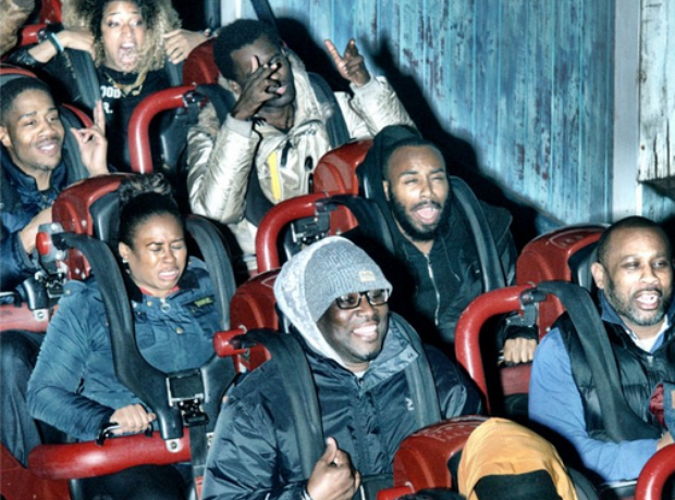 Jade Wretch 32 Thorpe Park
