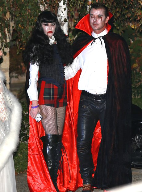 Nicole Scherzinger Halloween Costume.26 Celebrities That Dressed Up For Halloween And Totally Nailed It