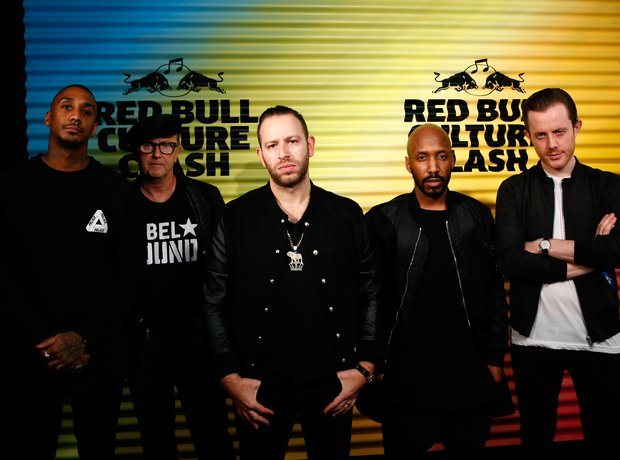 Red Bull Culture Clash 2014