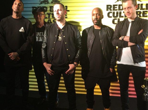 Red Bull Culture Clash 2014 Rebel Sound