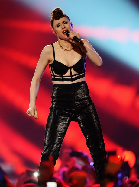 Kiesza MTV EMAs 2014 Live