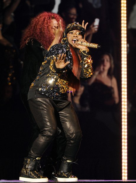 Missy Elliott Soul Train Awards 2014