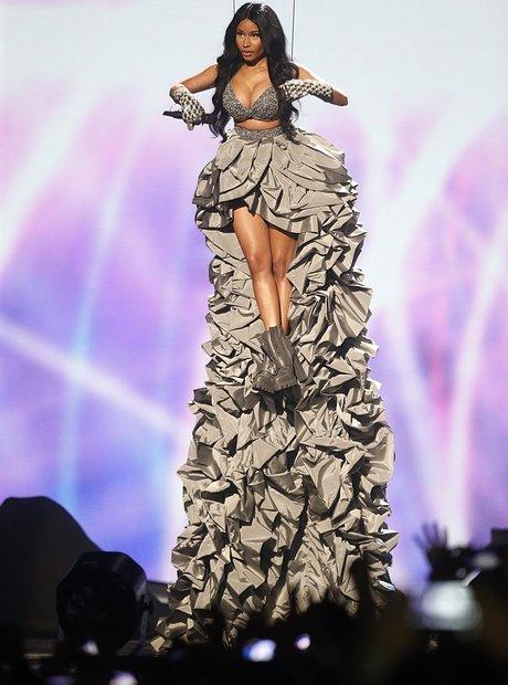 Nicki Minaj MTV EMAs 2014 Live