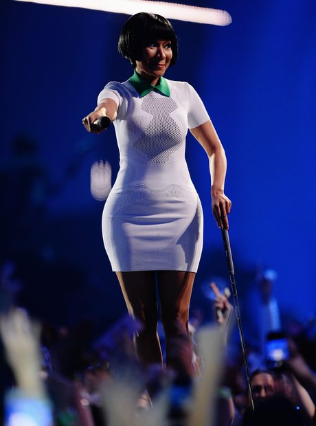 Nicki Minaj MTV EMAs 2014