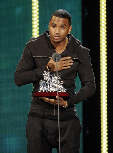 Trey Songz Soul Train Awards 2014