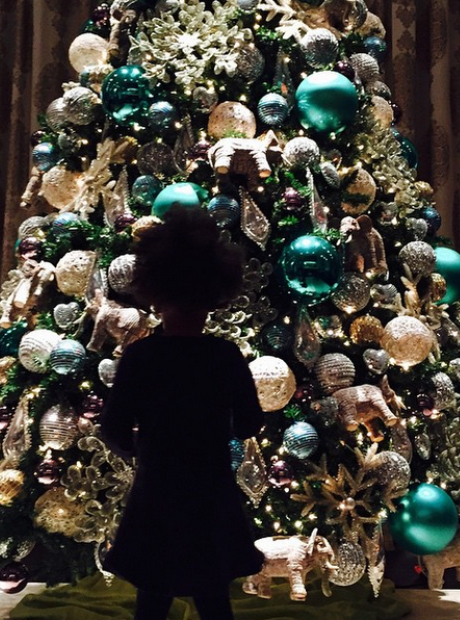 Blue Ivy Christmas