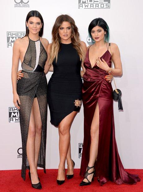 Kendall Jenner, Khloe Kardashian and Kylie Jenner