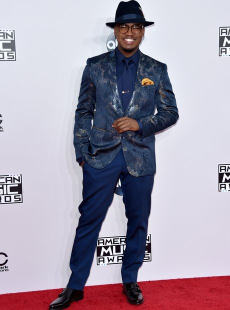 Ne-Yo at the American Music Awards 2014