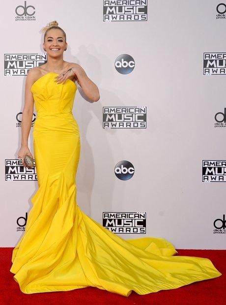 Rita Ora accessories