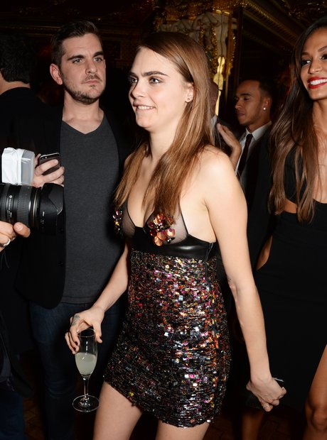 Cara Delevingne After Party BFA