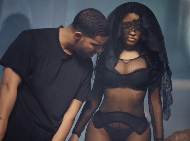 Nicki Minaj and Drake Only Video