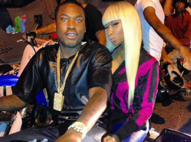 Meek mill dating nicki minaj