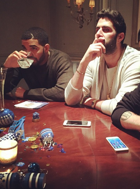 Drake Chanukah celebrations