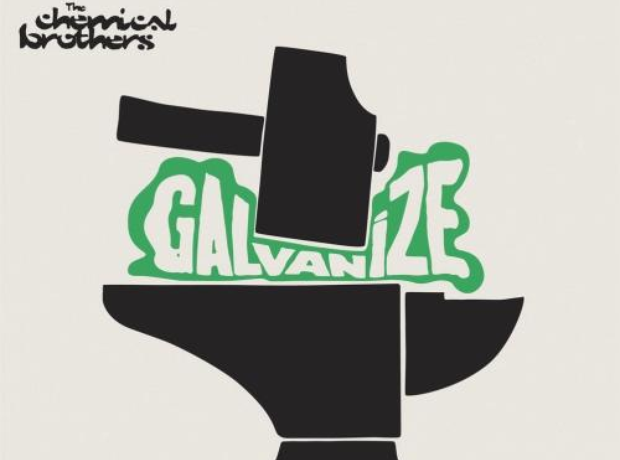 The Chemical Brothers - 'Galvanise' artwork