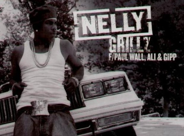 Nelly - 'Grillz' artwork