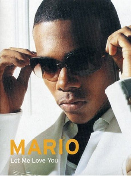 Mario - 'Let Me Love You' artwork